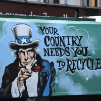 Your Country Needs You to Recycle