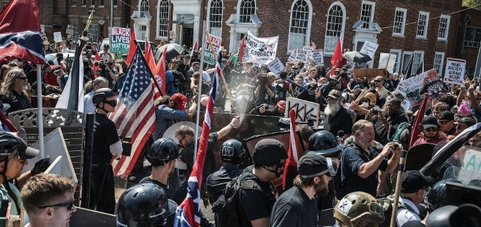 | Charlottesville is America The Myth of the White Supremacist Tidal Wave | MR Online