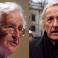 Exclusive: Chomsky, Pilger Slam Trump Threats Against Venezuela