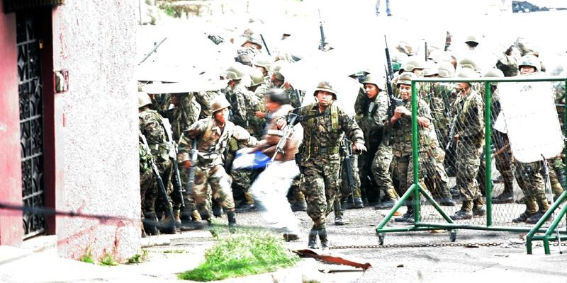 | Honduran Coup | MR Online