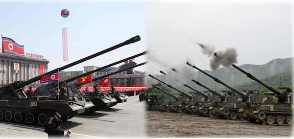 | Locked and Loaded War with North Korea Cannot be Contained but Must Be Prevented | MR Online