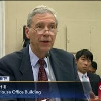 Stephen C. Goss, Chief Actuary of the Social Security Administration testifying before congress. Photo credit: C-SPAN
