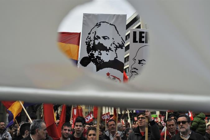 | The face of Karl Marx | MR Online