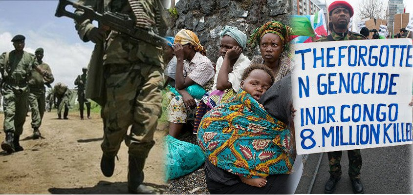 | Since the 1998 invasion of the Congo 54 million congolese have perished so the west could access their countrys mineral wealth | MR Online