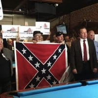 "Trump's Former Virginia Chair Goes Full-On Racist Confederate in Bid for Governor ""Inspired by Trump, his former Virginia chair runs the 'most openly Confederate-friendly campaign in recent memory'"" — PoliticusUSA, 3/29/17"