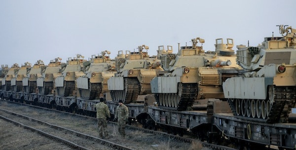 Romania US Troops Russia