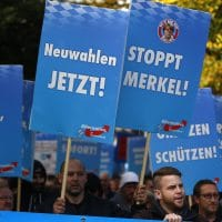 | AdD supports marching in Germany | MR Online