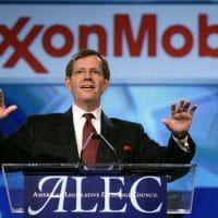 American Legislative Exchange Council (ALEC) meeting