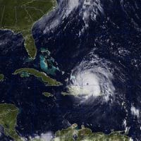 Hurricanes Irma and Jose