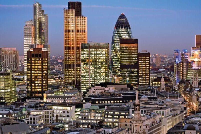 | London City Center | MR Online