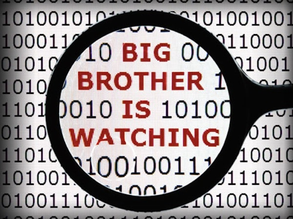 Big Brother Is Watching. By Rutherford Institute.