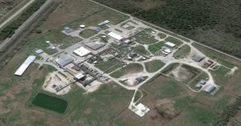 The Arkema chemical facility in Crosby, Texas