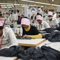 Thumbnail image for Cambodian garment workers rise up and face a crackdown.