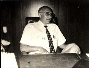 León Bessudo, one of Che's acquaintances in Mexico. Photo: Marta Rojas