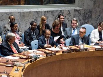 UN Security Council (September 28, 2017)