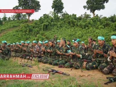 Soldiers in the Faith Movement, or Arakan Rohingya Salvation Army