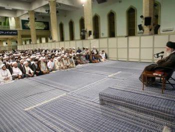 Ayatollah Ali Khamenei (Iran)