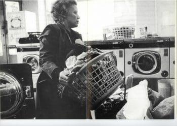 Neil Martinson, A portrait of Annie Spike at work (1978)