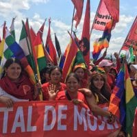 Thousands Homage Che Guevara In Colombia. Source: Resumen Latinoamericano / Photo credit: Resumen Latinoamericano / The Dawn News / October 8, 2017.