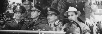 CIA coup, Guatemalan generals