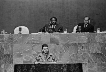 Che at the United Nations