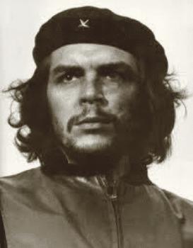 Ernesto Che Guevara in uniform