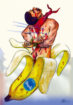 Anti-Chiquita illustration
