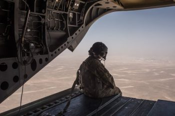 """In considering why """"the public is quiet"""" about the United States' unending wars, the New York Times (10/23/17) fails to examine the failure of leading media outlets to actually oppose these wars."""