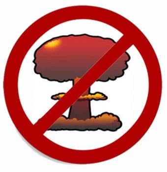 No Nuclear Weapons/Mushroom Cloud (Fairness & Accuracy In Reporting)