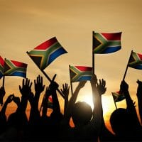Proudly South African.