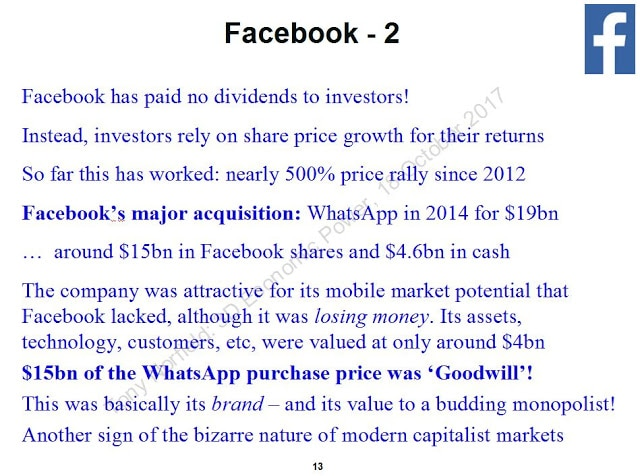 Facebook 2. (Tony Norfield)