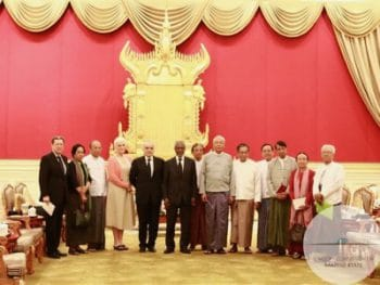 Nine-member advisory committee set up by Aung San Suu Kyi to analyse the Rohingya question