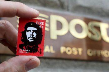 Che Guevara stamp
