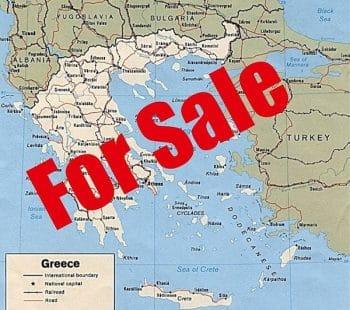 Greece for sale. (EPAM Greece EPAM Greece - WordPress.com)