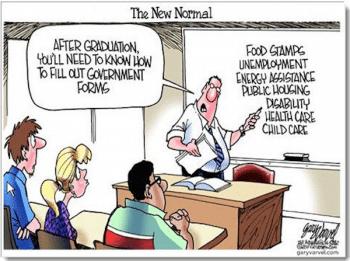 The New Normal (angelforisrael.wordpress.com)