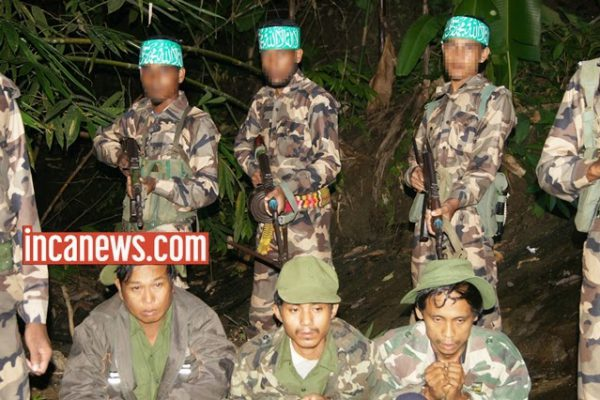Soldiers of the Faith Movement (Harakah al-Yaqin) or Arakan Rohingya Salvation Army