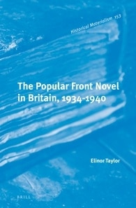 The Popular Front Novel
