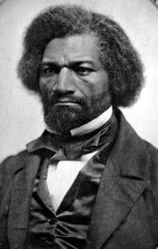 Portrait of Frederick Douglass, (National Portrait Gallery, Smithsonian Institution, Wikimedia Commons)