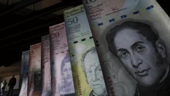 "Venezuelan President Nicolas Maduro said that ""default"" will never come to Venezuela.   Photo: Reuters"