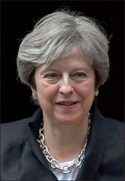 | Theresa May | MR Online