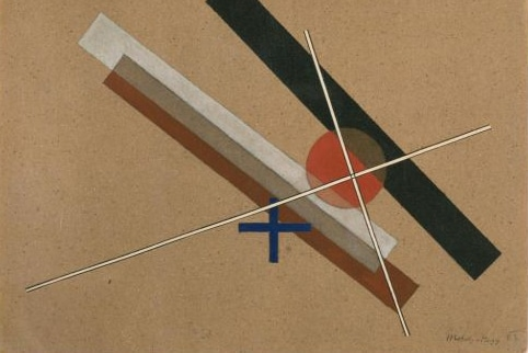Abstract art from László Moholy-Nagy