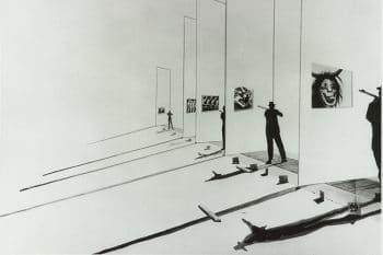 Abstract art from László Moholy-Nagy