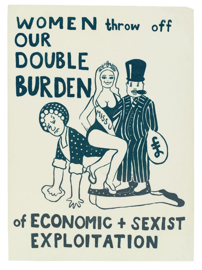 Economic + sexist exploitation