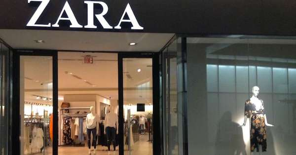 Shoppers at the clothing retailer Zara were confronted with the company's unfair business practices recently, as factory workers attached notes to products drawing attention to the wages they were owed. (Photo: MIke Mozart/Flickr/cc)
