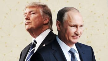 Tump and Putin