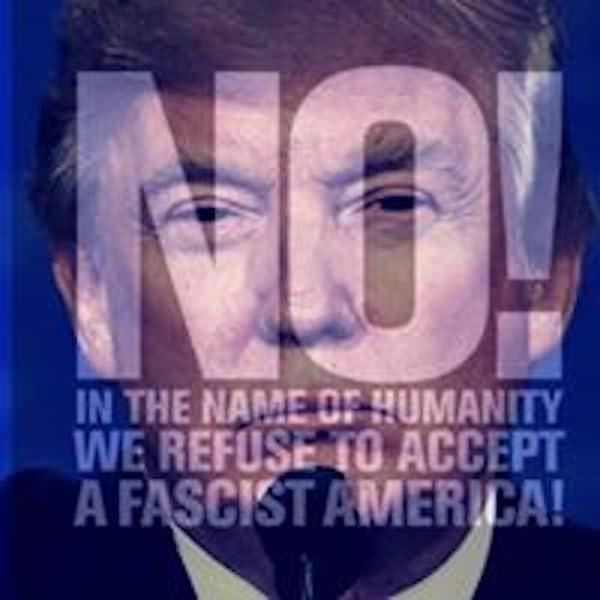 N0! Trump.