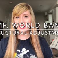 | IMF World Bank Structural Adjustment | MR Online