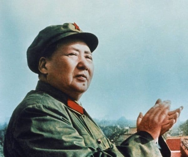 Mao Tse-tung [also spelled Mao Zedong]