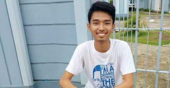 Northern Samar human rights worker Sargei Macallan. Photo credit: Kodao