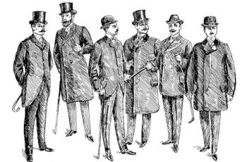 Aristocrats (Photo Credit: shutterstock)